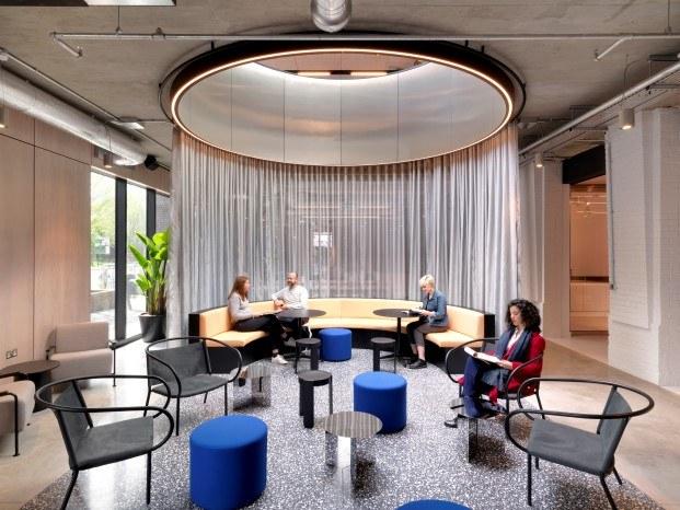 the office group en la tintagel house en londres diariodesign