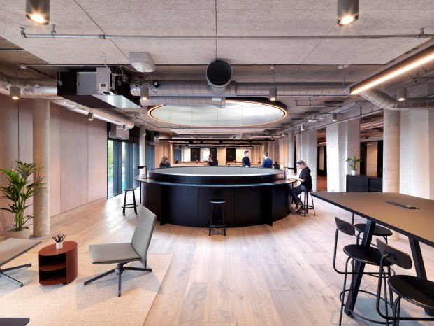 the office group en la tintagel house en londres diariodesign