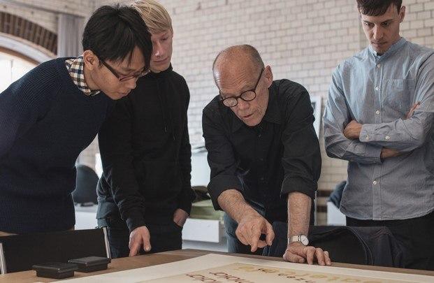 tipografias bauhaus erik spiekermann y estudiantes diariodesign