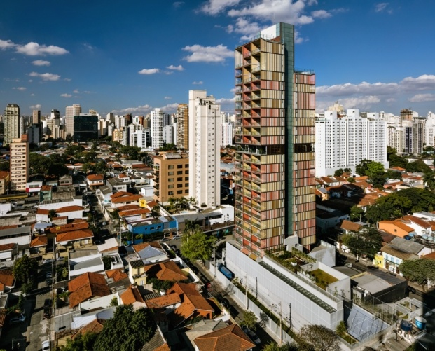 torre forma itaim b720 fermin vazquez diariodesign nelson kon skyline