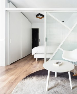 apartamento sardenya blanco y negro raul sanchez architects diariodesign