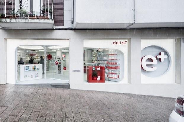 Fachada-farmacia-Elortza-Éibar