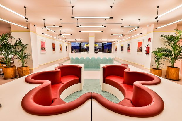 Lobby-hotel-paradiso-ibiza-estilo-miami-art-decó-diariodesign