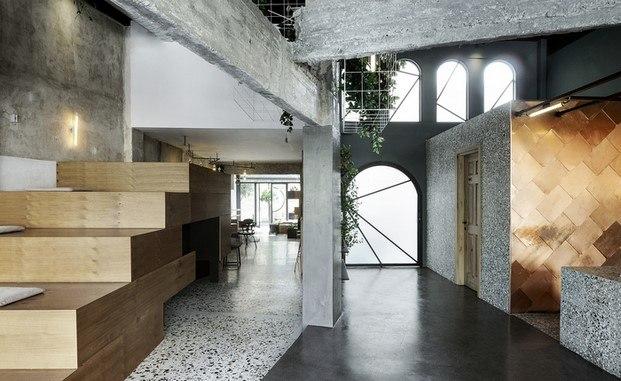 black drop grecia restaurant and bar design awards 2018 diariodesign