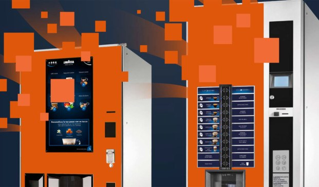 concurso lavazza vending machine diariodesign