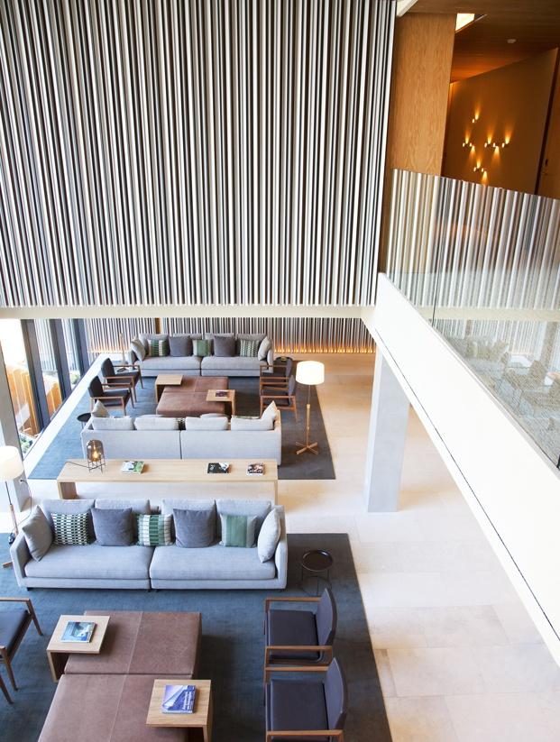 Hotel arima un mirador al bosque miram n de san sebastian Rio design hotel