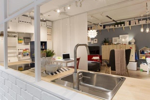 ambiente tienda centro de madrid ikea diariodesign