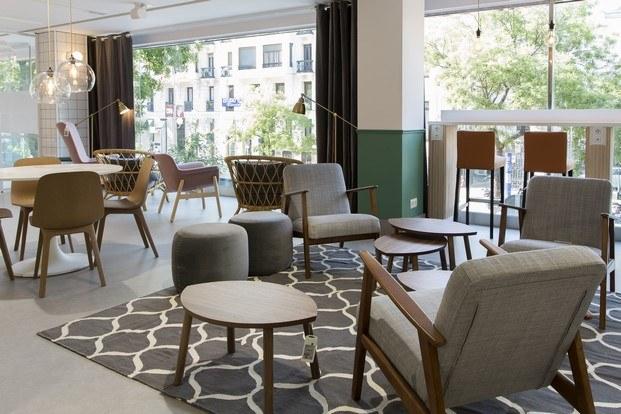 restaurante ikea en el centro de madrid diariodesign