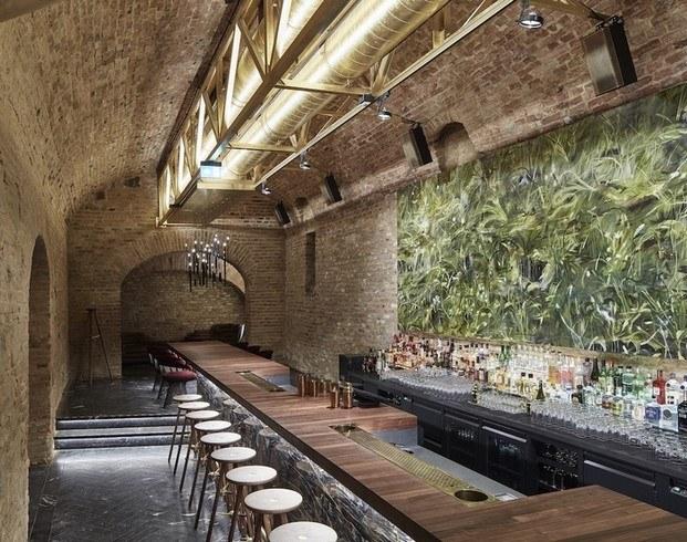 krypt austria restaurant and bar design awards 2018 diariodesign