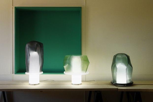 lámparas normal studio en la cite radieuse diariodesign