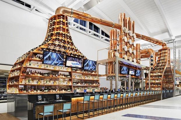 Q Estados Unidos restaurant and bar design awards 2018 diariodesign