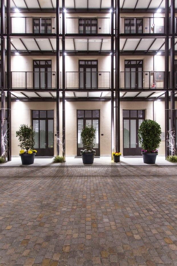 hotel savona 18 suites en milan de aldo cibic diariodesign