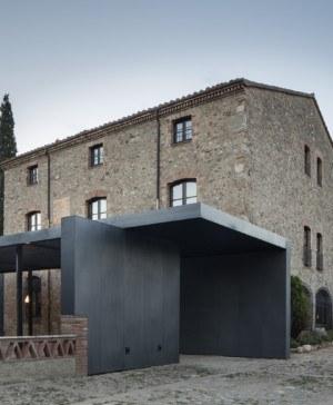 sant marti house antigua masia francesc rife exterior diariodesign