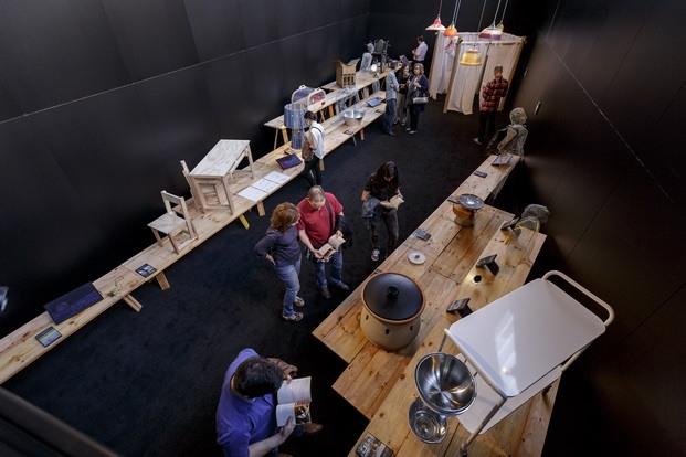Exposición Diseño para un Mundo Mejor Roca Barcelona Gallery diarioDESIGN