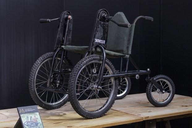 Safari Seat Exposición Diseño para un Mundo Mejor Roca Barcelona Gallery diarioDESIGN
