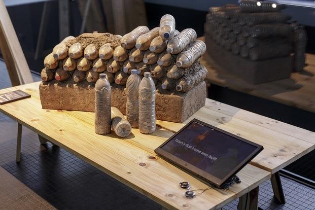 Tateh Lehbib Breica Exposición Diseño para un Mundo Mejor Roca Barcelona Gallery diarioDESIGN