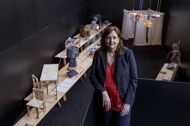 Ana Dominguez Siemens Exposición Diseño para un Mundo Mejor Roca Barcelona Gallery diarioDESIGN
