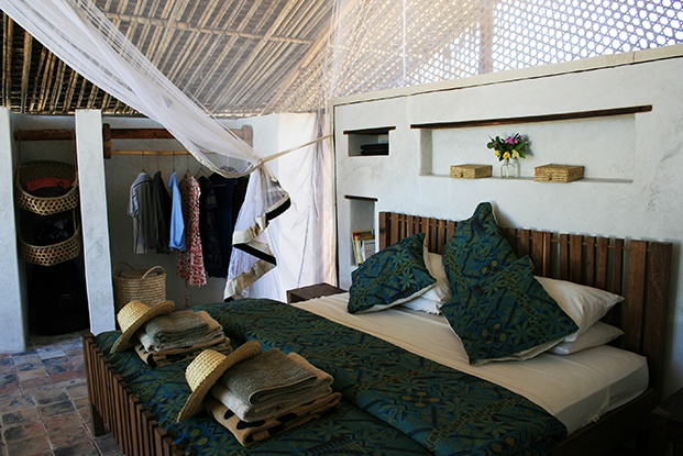 guludo beach lodge diariodesign habitacion