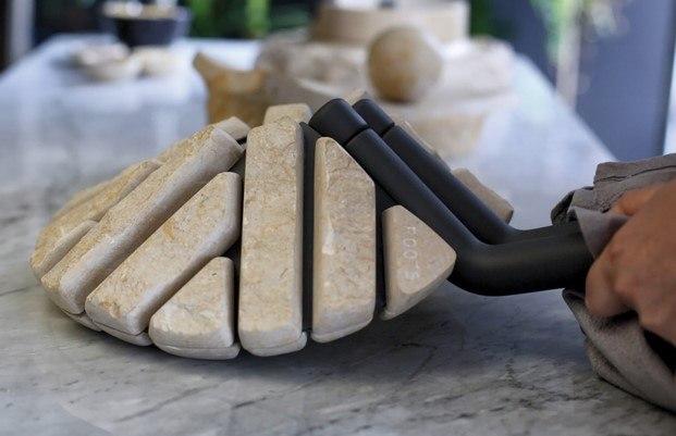 piedras para hornear silicona utensilios de cocina roots diariodesign