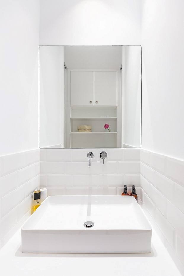 reforma de piso interior por el estudio f2m en barcelona diariodesign