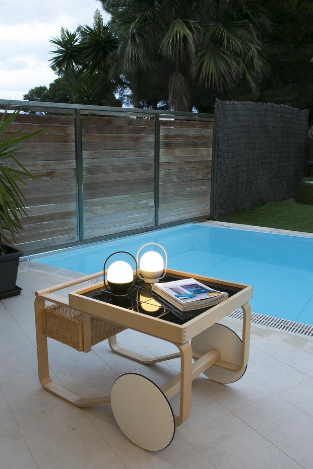 take away en ambiente exterior lampara nahtrang faro diariodesign