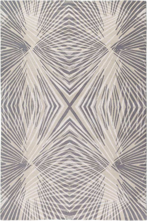 alfombra grietas de hielo de Allegra Hicks para The Rug Company diariodesign