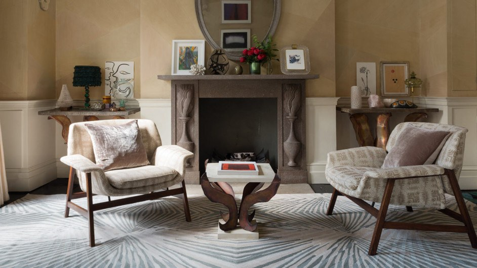allegra hicks reflections the rug company diariodesign
