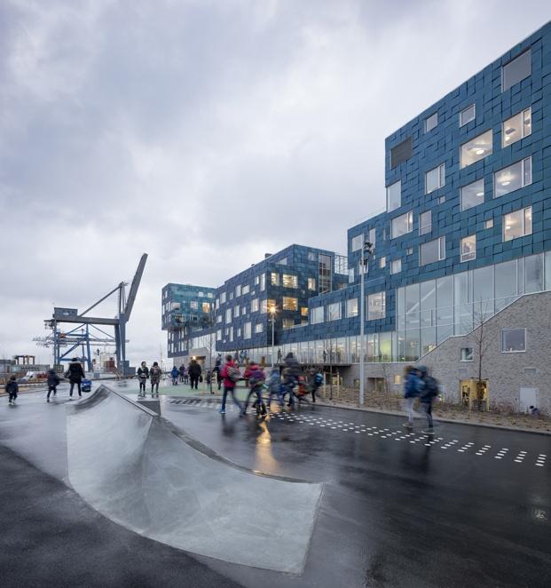 cis nordhavn escuela en copenhague diariodesign