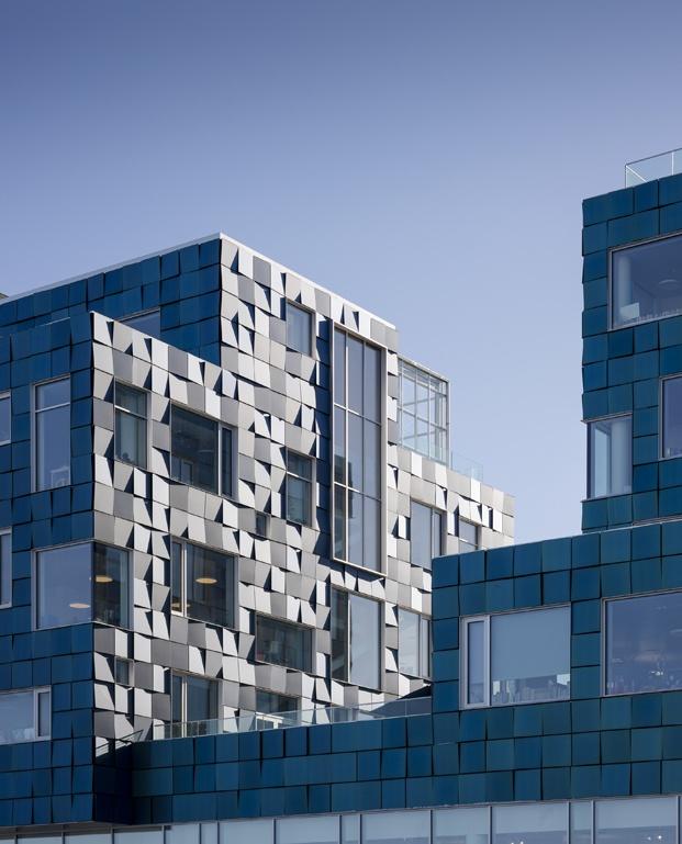 fachada escuela en copenhague cis nordhavn diariodesign