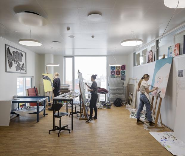 taller escuela en copenhague cis nordhavn diariodesign