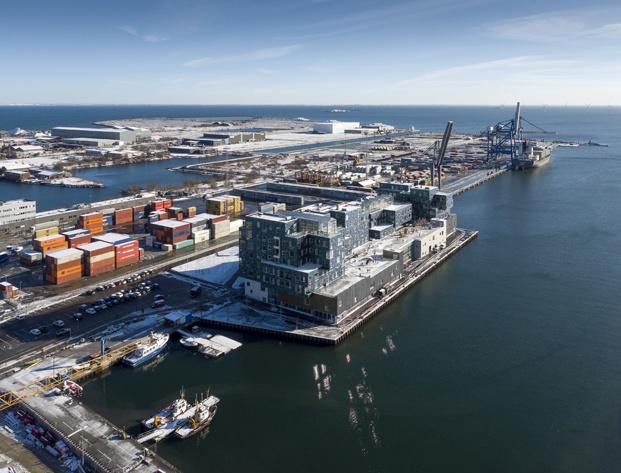 escuela en copenhague nordhavn diariodesign