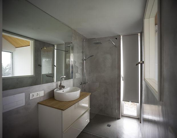 baño casa en zumaia diariodesign
