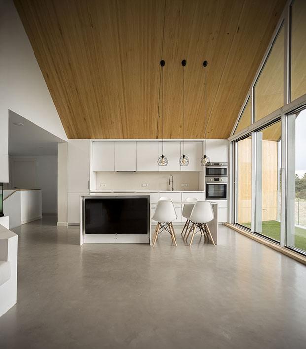 cocina casa en zumaia pura arquitectura diariodesign