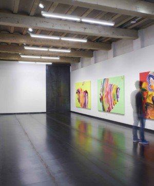 galeria senda yago hortal barcelona gallery weekend 2018 diariodesign