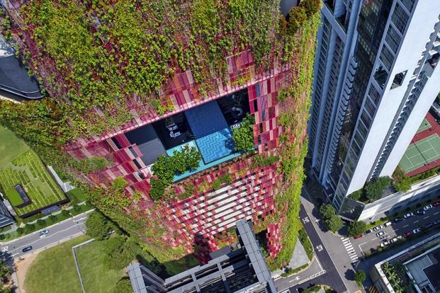 hotel oasia fachada diariodesign