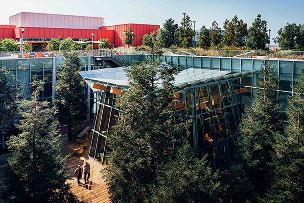 facebook silicon valley frank gehry top esta semana diariodesign