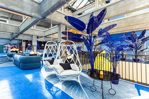 entrada azul sillas nautica expormim diariodesign