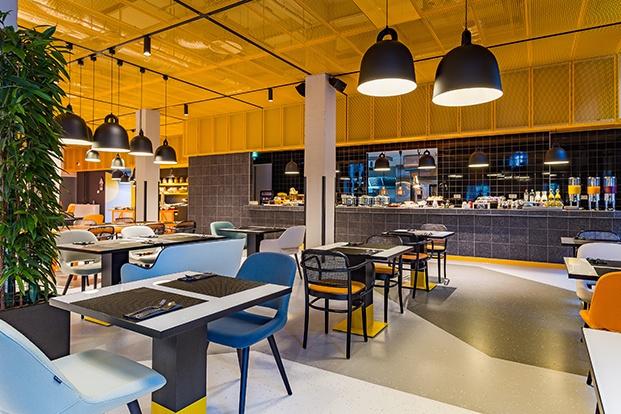 restaurante room mate bruno diariodesign