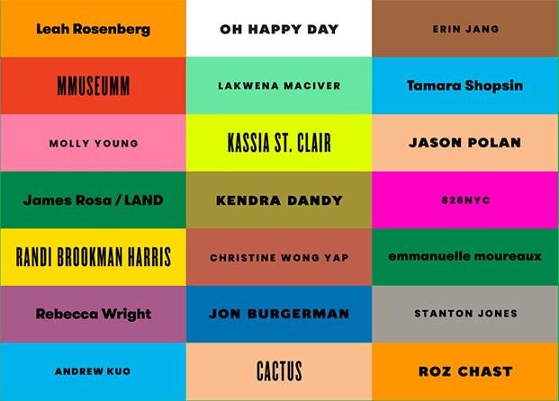artistas color factory nueva york diariodesign