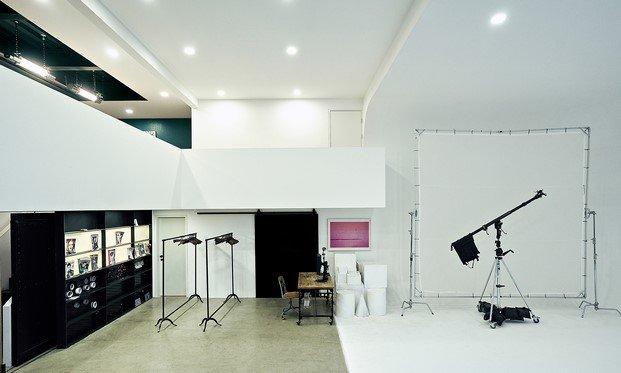 astudio estudio fotográfico iluminación plató diariodesign