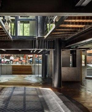 decoración moderna apartamentos coliroma mexico diariodesign