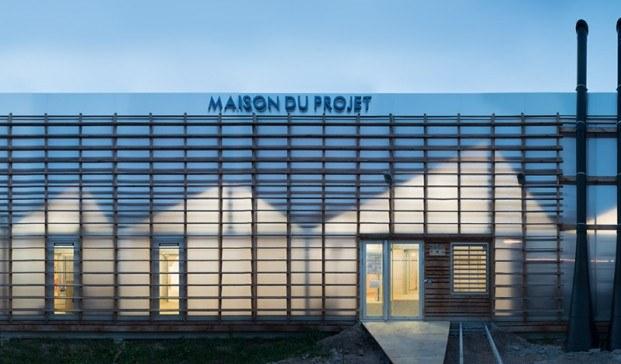fachada maison du projet economía circular diariodesign
