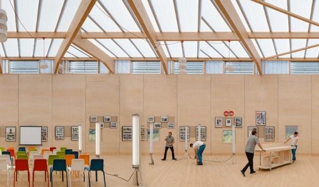 interior sillas maison du projet economía circular diariodesign