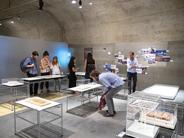 exposicion spanish architecture proyectos de arquitectos españoles fundacio mies diariodesign