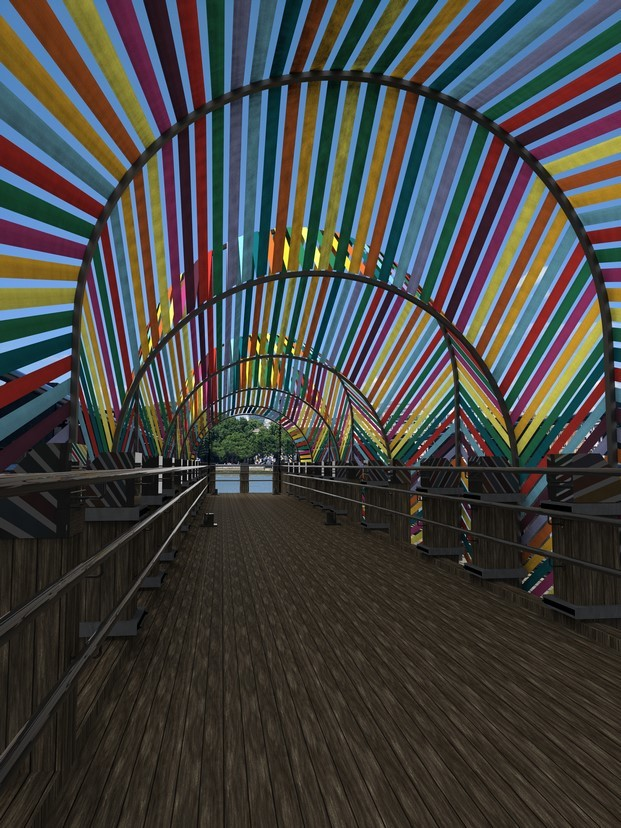 gateway to inclusion instalacion london design festival 2018 diariodesign