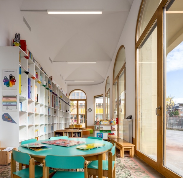 maternelle du lycee francais diariodesign interior