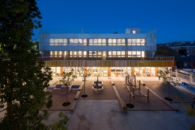 maternelle du lycee francais diariodesign nocturno