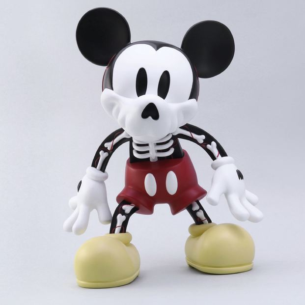 Mickey Mouse artista Coté Escrivá diariodesign