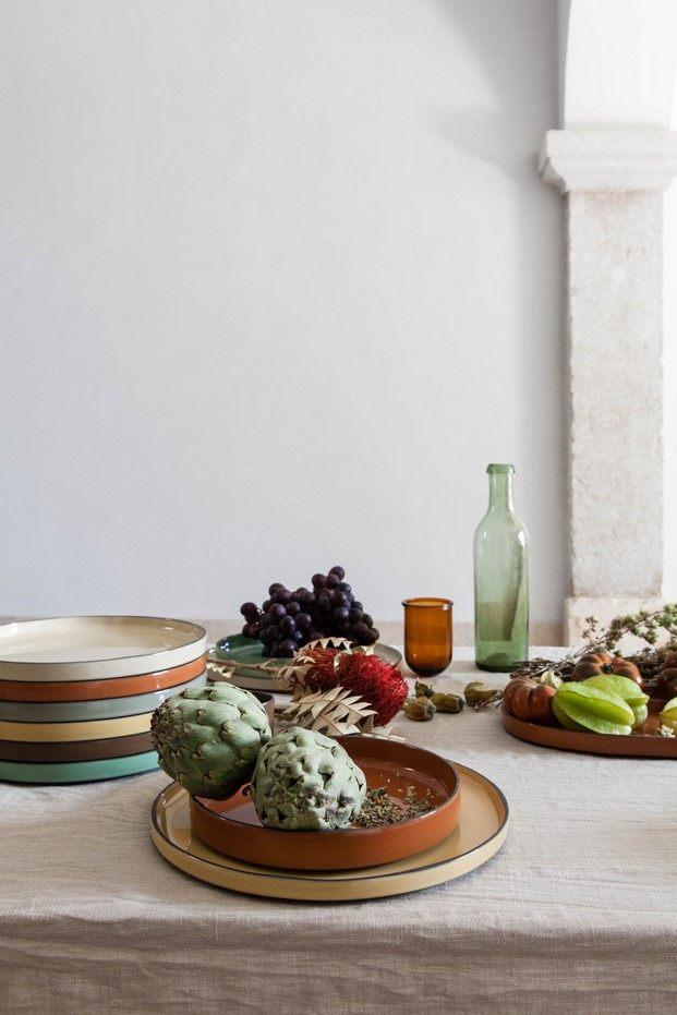 vajilla porcelana francesa caractere revol diariodesign
