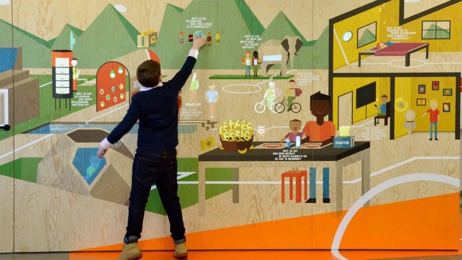 coach mural de colores maastricht umc diariodesign